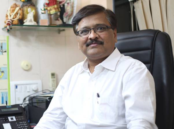Dr Rahul A Mahadar
